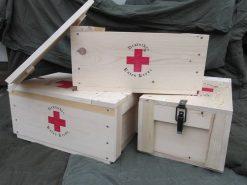 Deutsches Rotes Kreuz Medische voorraadkist - RJ Army
