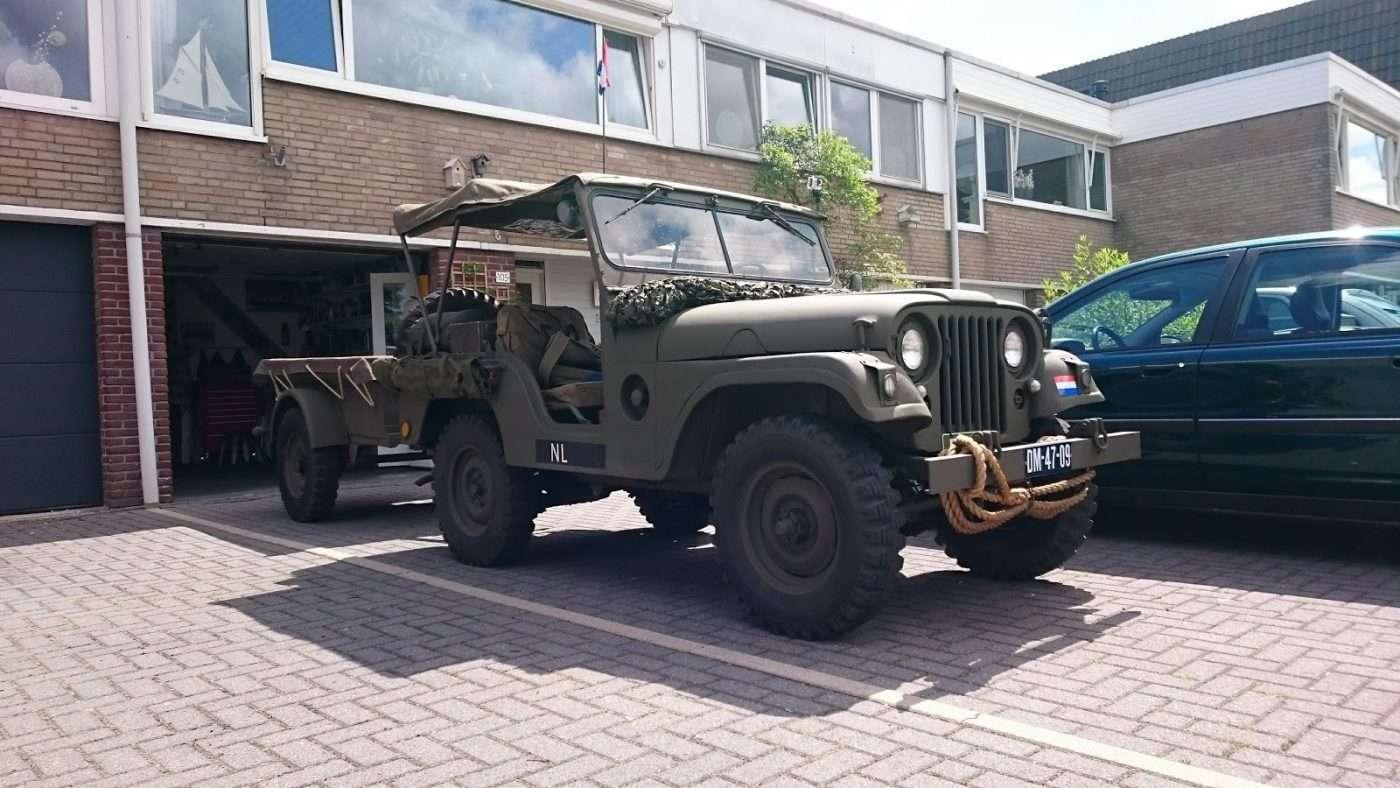Nekaf M38a1 - RJ Army