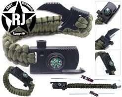 Paracord mes - RJ Army