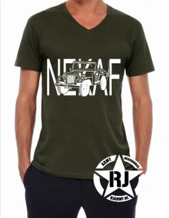 Nekaf t-shirt - RJ Army militaria merchandise