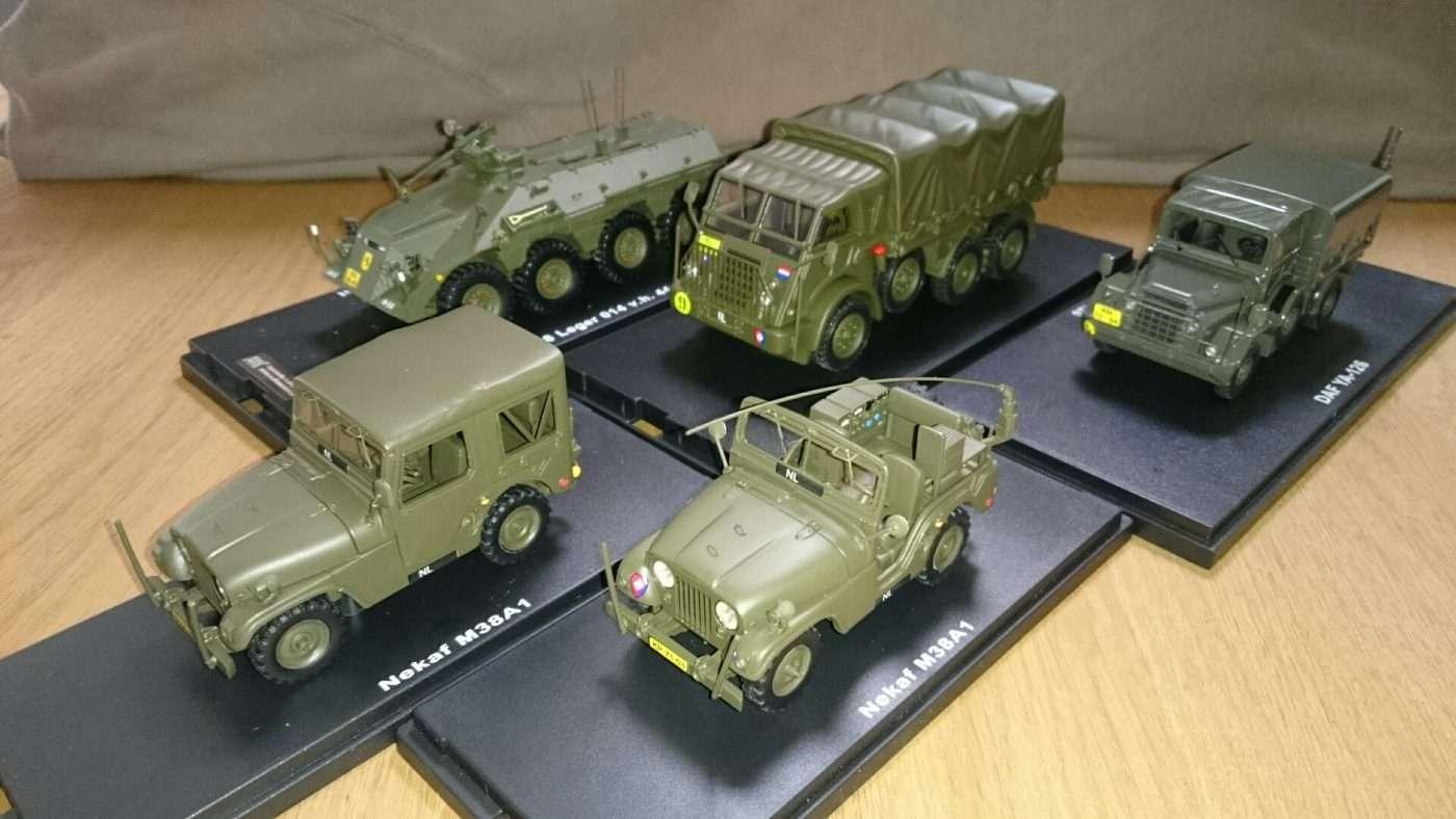 div militaire schaalmodellen van Scale Masters, ScaleMasters