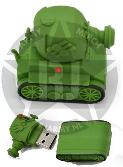 Tank Russisch KV2 USB - RJ Army Merchandise