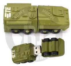 Pantservoertuig BTR 70 USB - RJ Army Merchandise