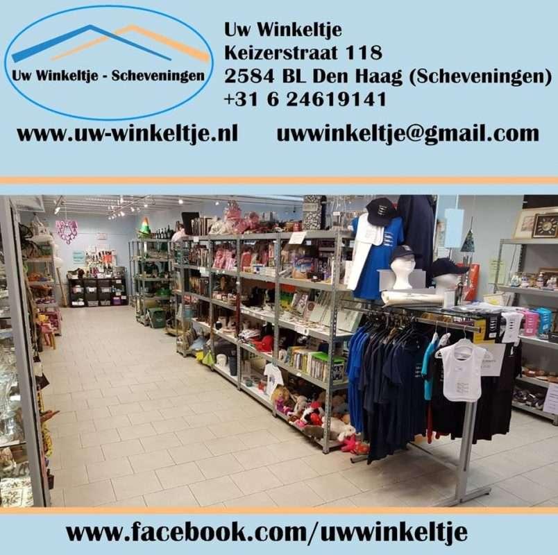 Shop in Shop - conceptstore Uw Winkeltje