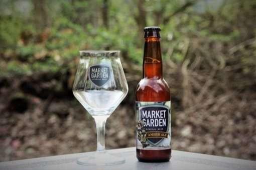 Market Garden Special Beer Glas