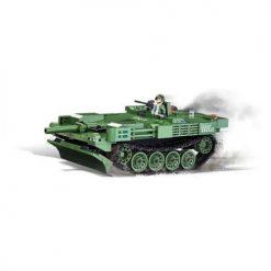 COBI® 3023 Stridsvagn 103 Zweedse S-tank 1