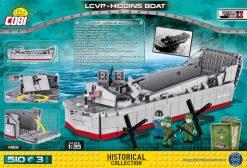 COBI® 4813 WW2 LCVP- Higgins Boot 3