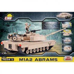 COBI® 2608 Small Army 2608 M1A2 Abrams