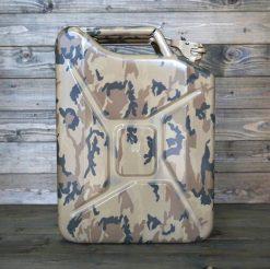 Jerrycan camouflage zand