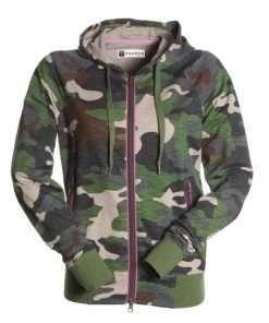 Camouflage Dames Hoodie PP0258