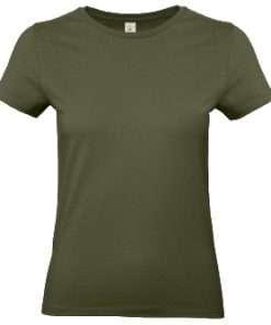 Dames T-shirt BCTW04T