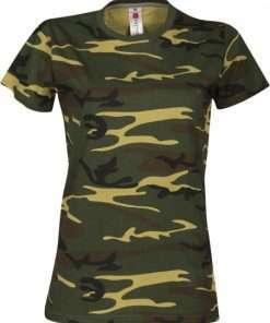 Dames T-shirt PP0466 cam1