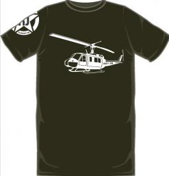 Huey 218 - Bell UH-1 Huey- RJ Army Merchandise