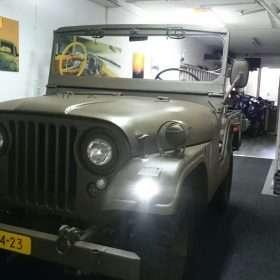 Nekaf in de garage