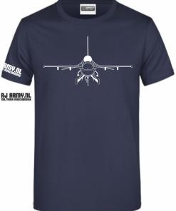 KLU F-16 Fighting Falcon front