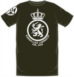 Koninklijke Landmacht 206 jaar