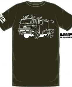 DAF YA 5442 Brandweer