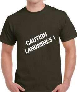 Genie landmines man