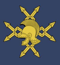 Koninklijke Landmacht Embleem Regiment Verbindingstroepen