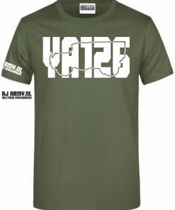 DAF YA 126 tekst 126 - RJ Army Merchandise