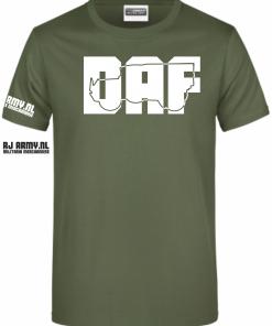 DAF YA 126 tekst DAF - RJ Army Merchandise