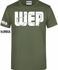 DAF YA 126 tekst WEP - RJ Army Merchandise