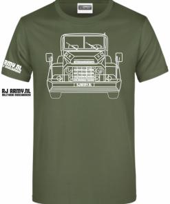 DAF YA 126 voorkant - RJ Army Merchandise