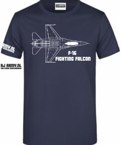 KLU F-16 Fighting Falcon