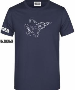 KLU F-35 bovenaanzicht
