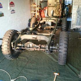 Nekaf Blog 7 - chassis Nekaf - RJ Army