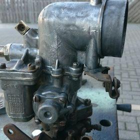 vuile carburateur