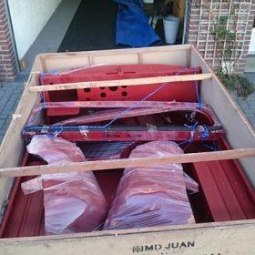 Nekaf Blog 4 - body uitpakken - RJ Army